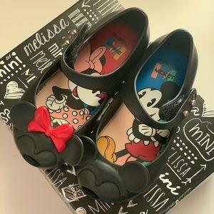 Minnie mouse mini melissa